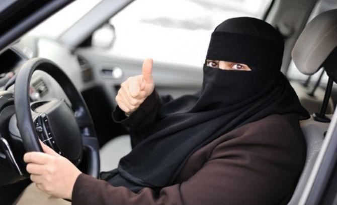 साउदीमा महिलाले ट्रक र मोटरसाइकल चलाउन अनुमति