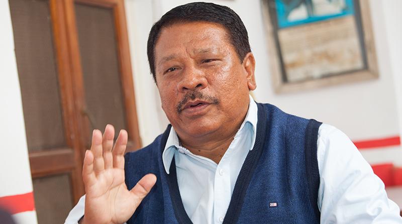 राजनीतिलाई सही मार्गमा डोर्याउन जनताको साथ आवस्यक  : नेता सिंह