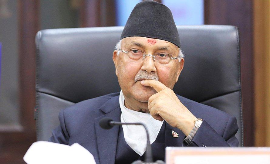 प्रधानमन्त्री ओली अल्पमतमा परे, विश्वासको मतको पक्षमा ९३, विपक्षमा १२४ र तठस्थ १५, नेपाल पक्ष अनुपस्थित