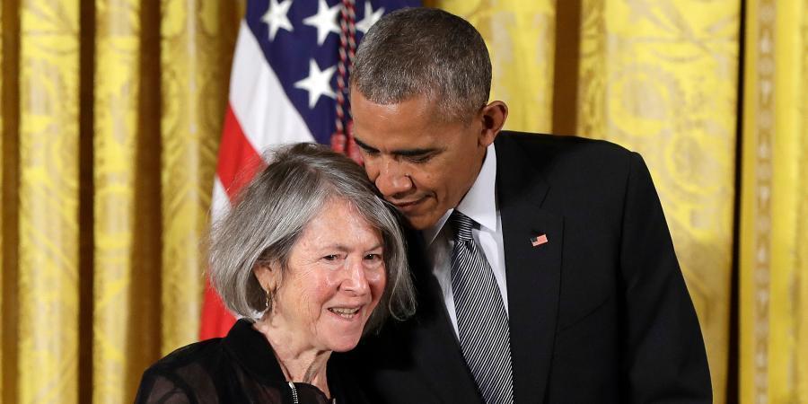अमेरिकन कवि लुइस ग्लुकलाई साहित्यतर्फको नोबेल पुरस्कार