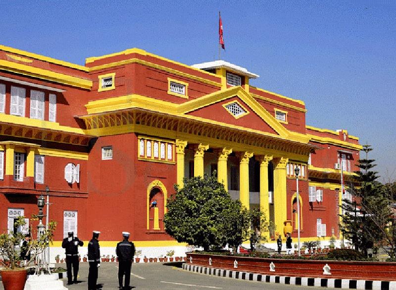 संसदको विशेष अधिवेशनको माग गर्दै शितलनिवास पुगे सत्तारुढ सांसद