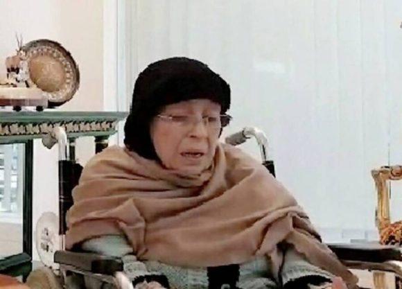 पाकिस्तानका पूर्व प्रधानमन्त्री नवाज शरिफकी आमाको लन्डनमा निधन
