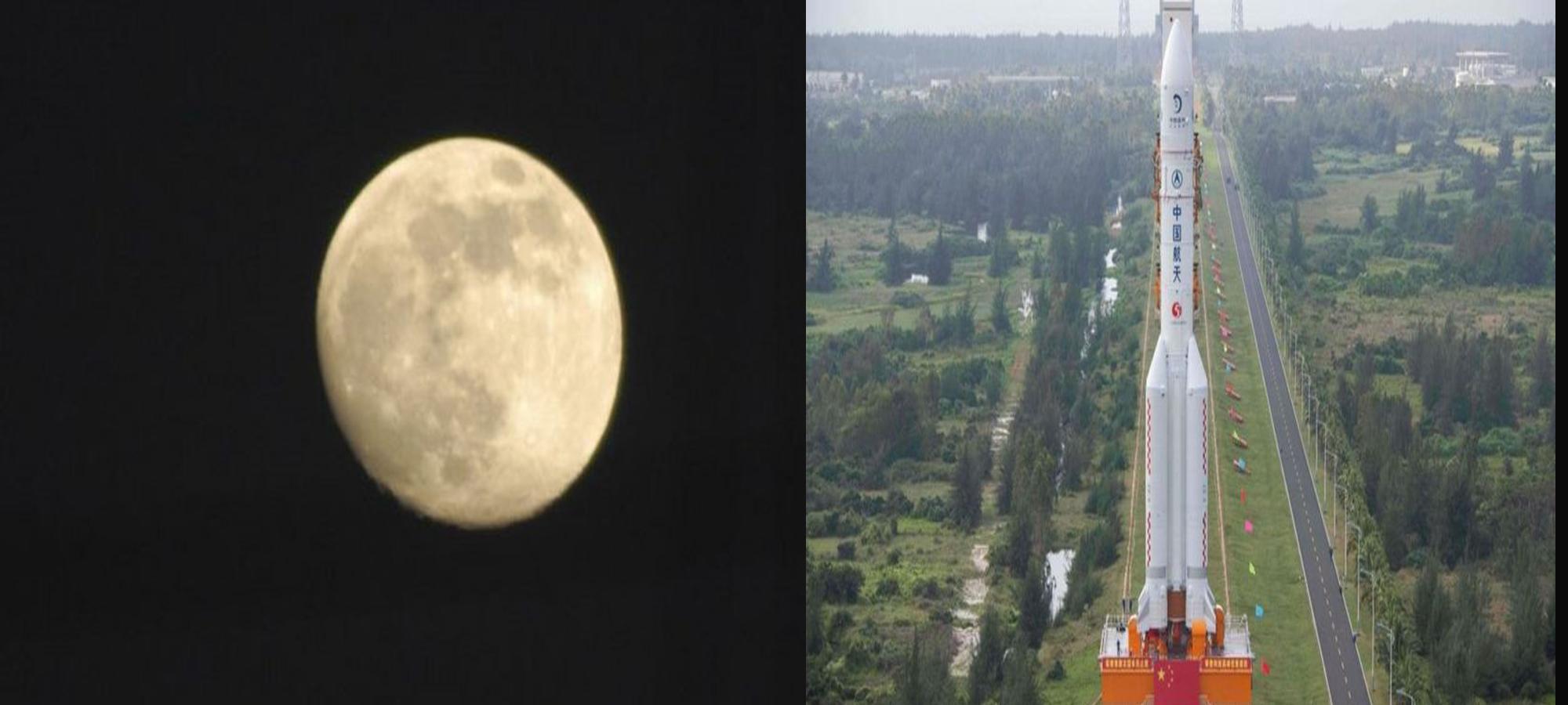 किन चन्द्रमाकाे ढुङ्गा पृथ्वीमा ल्याउन चाहन्छ चीन ?