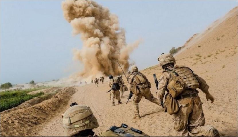 इराकमा आईएस समूहले चौकीमा आक्रमण गर्दा १३ सुरक्षाकर्मीको मृत्यु