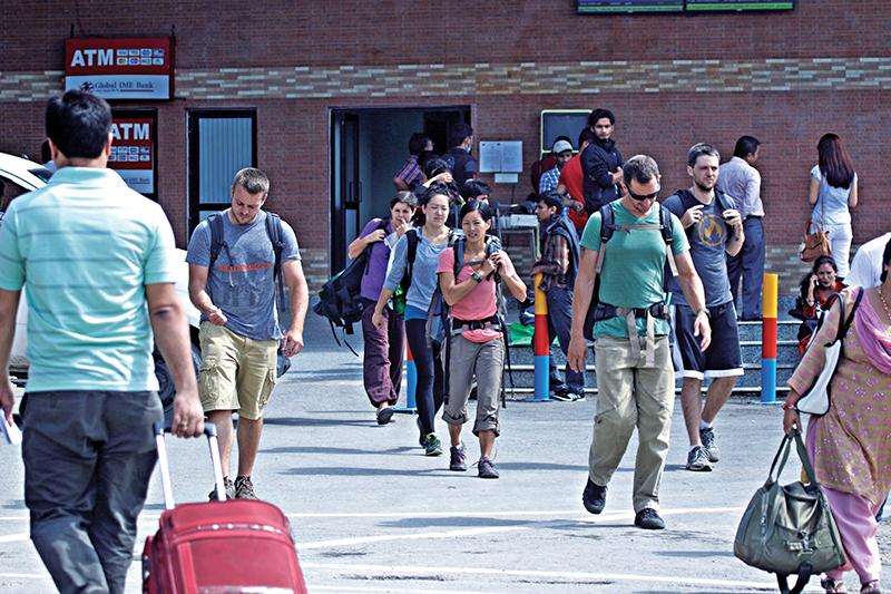 पर्यटन प्रवर्धनका लागि 'अनअराइभल भिसा' सेवा सञ्चालन गर्न माग