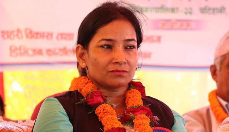 भरतपुर कृषि र पर्यटकको आकर्षण केन्द्रः  मेयर रेनु दाहाल