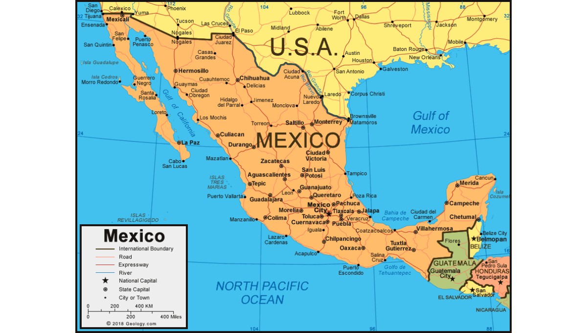 पूर्वी मेक्सिकोमा सैनिक विमान दुर्घटनामा परी छ सैनिकको मृत्यु