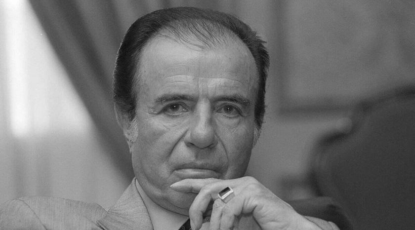 अर्जेन्टिनाका पूर्व राष्ट्रपति कार्लोस मेनेमको निधन