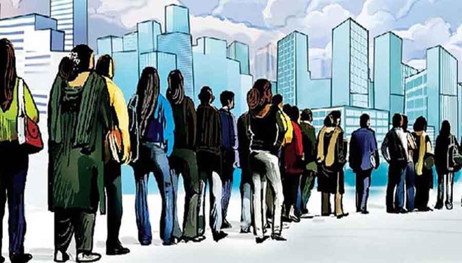 काेराेनाले दक्षिण कोरियामा  १० लाखकाे रोजगारी गुम्यो