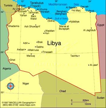 लिबियाका गृहमन्त्रीको हत्या प्रयास