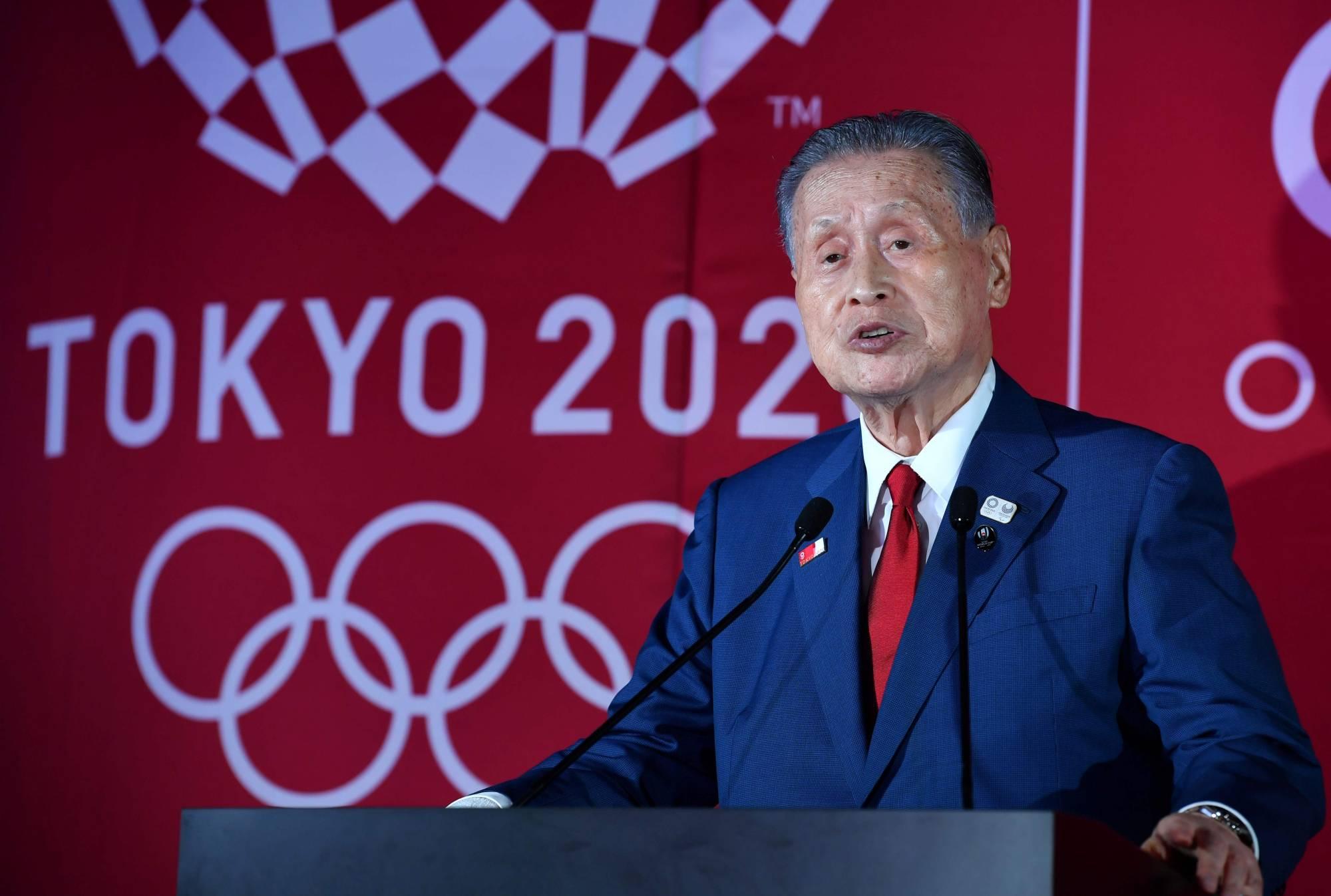 टोकियो ओलम्पिकका प्रमुखले दिए  राजीनामा