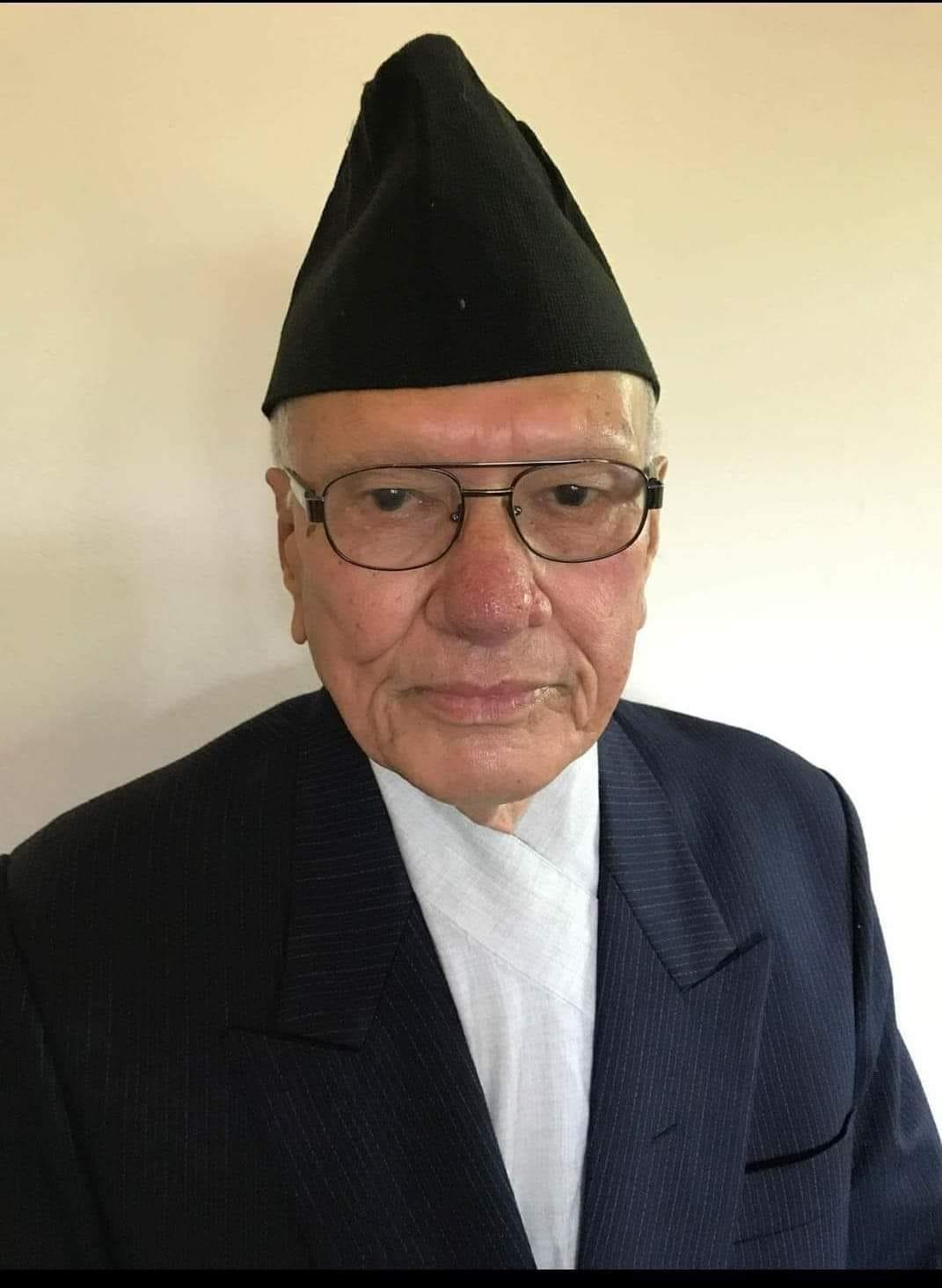 कांग्रेस म्याग्दीका पूर्वसभापति डा. खड्काको निधन