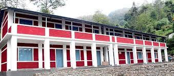 लक्ष्यभन्दा अगाडि नै छात्रावास भवन निर्माण सम्पन्न