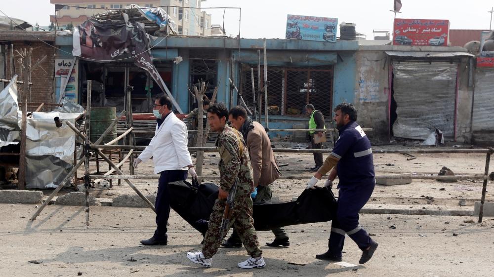 अफगानिस्तानमा भएका आक्रमणमा १७ सैनिकको मृत्यु