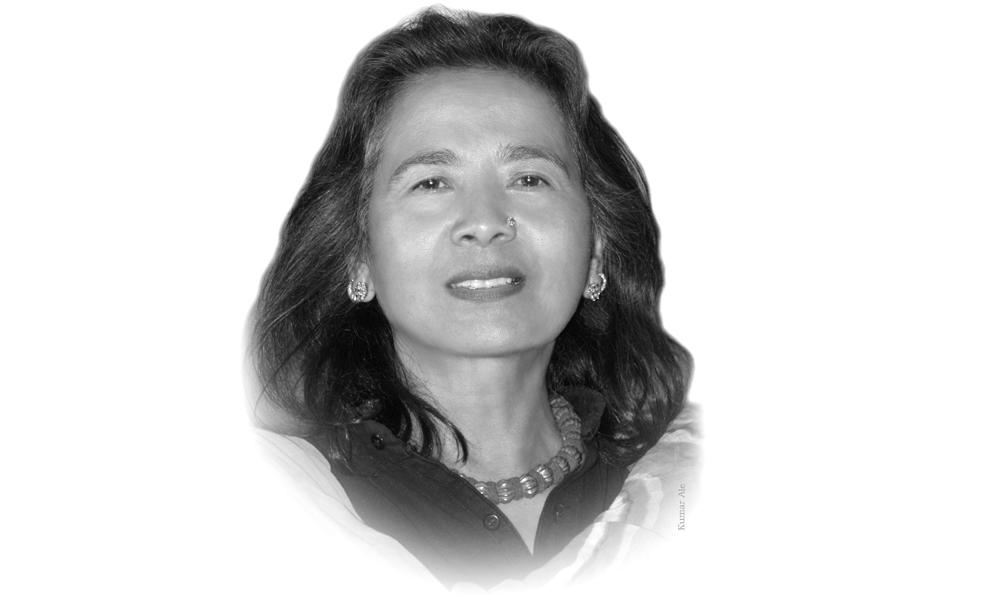 साहित्यमा विद्यावारिधी गर्ने पहिलो महिला डा. बानिरा गिरीको निधन