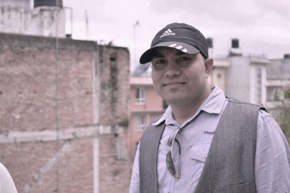 युवा पत्रकार दिनेश दाहालको कोरोनाबाट निधन