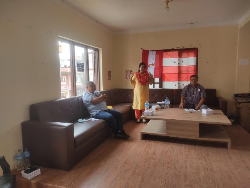 काठमाडौं महानगरपालिकाको नीति तथा कार्यक्रमप्रति काँग्रेसका जनप्रतिनिधिको आपत्ति