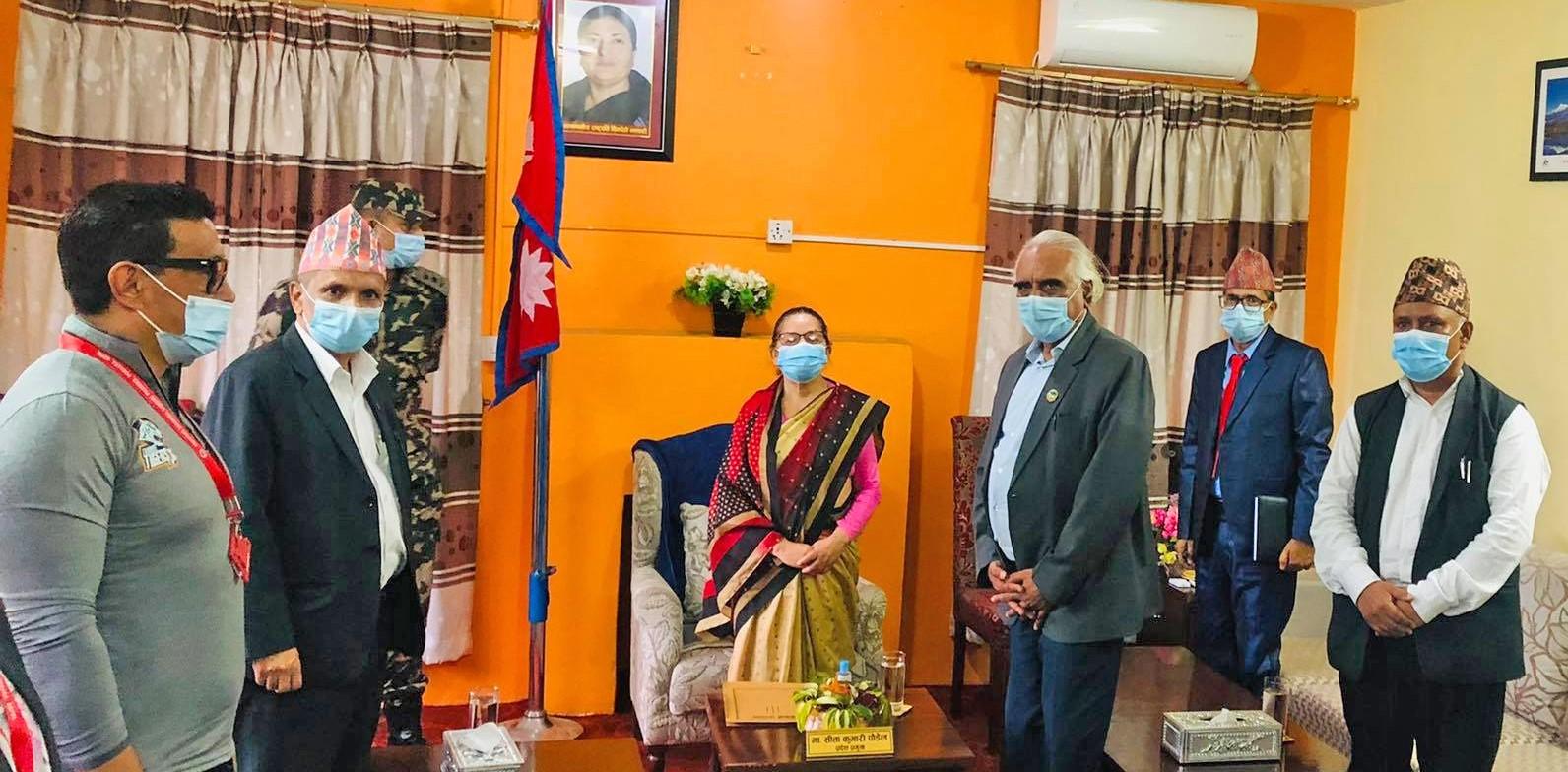 गण्डकीको मुख्यमन्त्रीमा कांग्रेसका नेपालीको दाबी, ३१ सांसद हस्ताक्षरसहित प्रदेश प्रमुखसँग