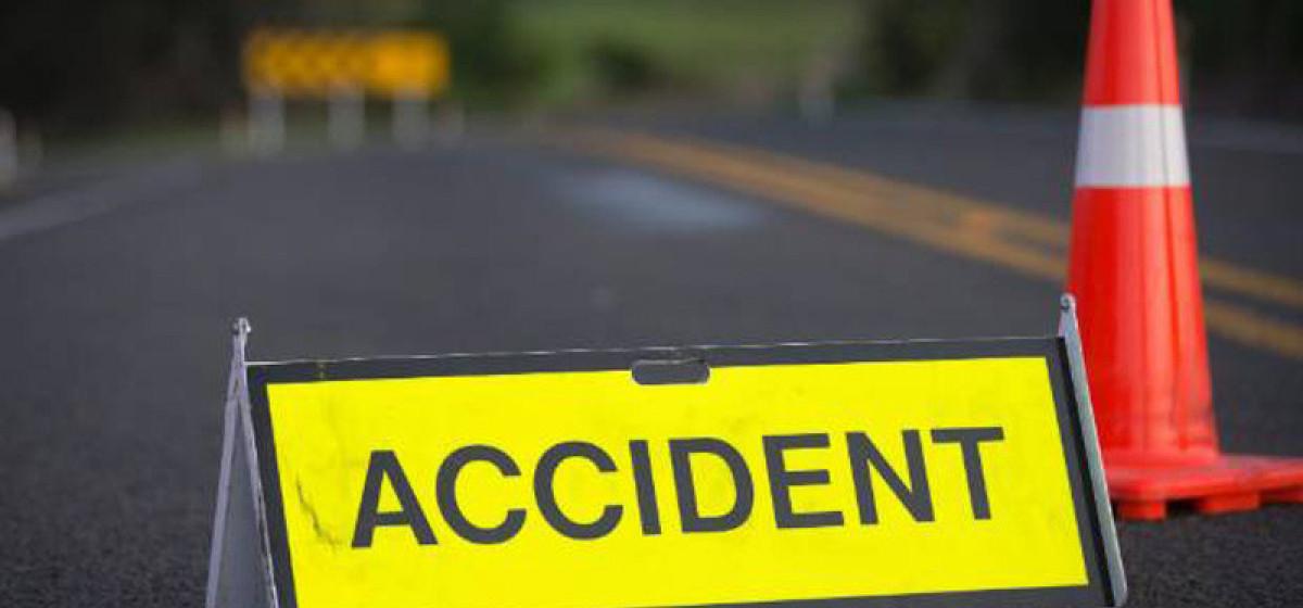 स्याङ्जाको वालिङमा जीप दुर्घटना हुँदा दुई जनाको मृत्युु, १७ जना घाइते