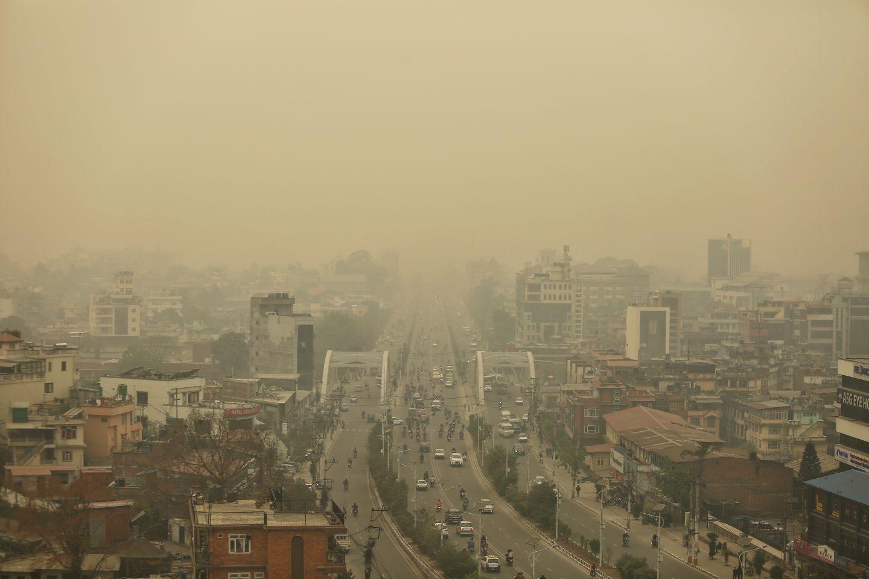 विश्वभर वायु प्रदूषणको अवस्था खतरनाक
