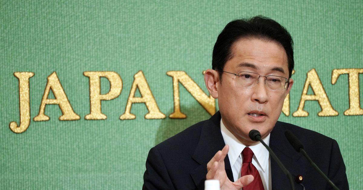 जापानको सत्तारुढ दलको अध्यक्षमा किशिदा निर्वाचित