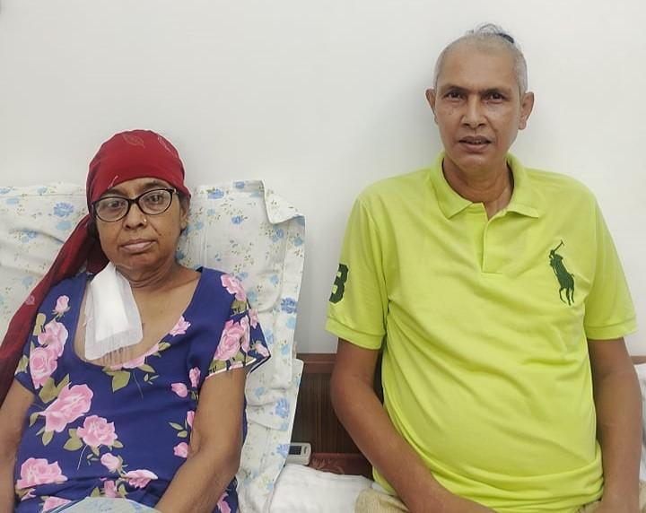 'काका ससुरालाई मृगौला दान गर्न दिनु' भन्ने सर्वोच्चकाे आदेश तर पीडित भण्डारी उपचार गर्न भारतमा