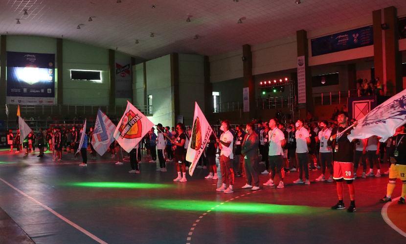 राष्ट्रिय फुटसल लिगमा राइजिङ क्लब र स्पोर्ट्स क्यासलको विजयी सुरुवात