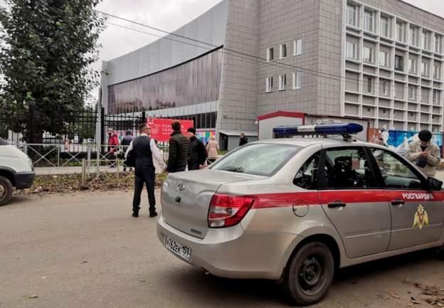 रुसको विश्वविद्यालयमा गोली चल्दा आठको मृत्यु