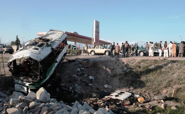 अफगानिस्तानको मस्जिदमा आत्मघाती आक्रमण परिमा ५० जनाको मृत्यु