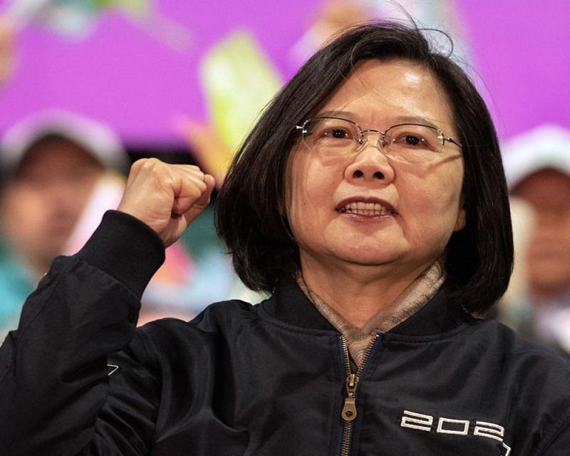 दबाब दिइरहे चीनले ठूलो मूल्य चुकाउनु पर्ने ताइवानको चेतावनी